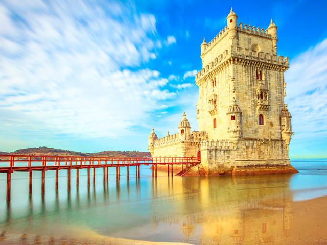 Passagens para Portugal a partir de R$ 2.207 saindo de várias cidades!