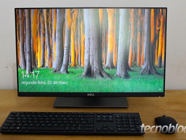 Dell P2418HT, o monitor touch com bordas infinitas