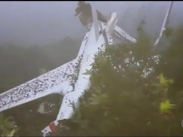 Indústria farmacêutica confirma morte de 6 pessoas em queda de helicóptero