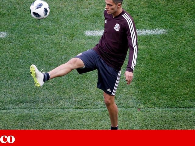"""Raúl Jiménez diz que vitória sobre Alemanha é """"motivação extra"""""""
