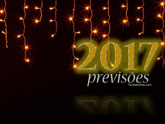 Previsões 2017