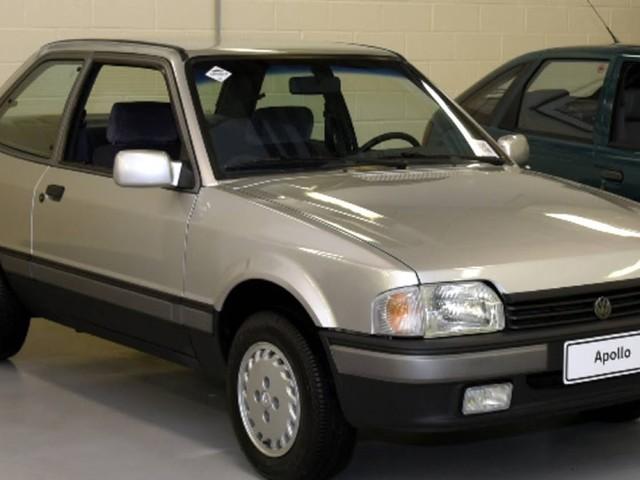 Apollo: o VW médio com nome de deus grego e alma Ford