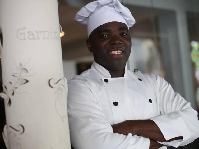 Para chef do restaurante Garnizé, cozinhar com amor e prazer é a receita para uma refeição saborosa