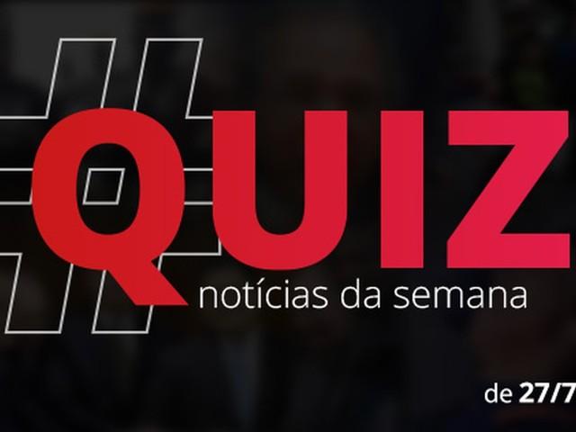 QUIZ de notícias da semana: nota de R$ 200, impostos, vacina contra Covid-19, Rodrigo Rodrigues e Nasa