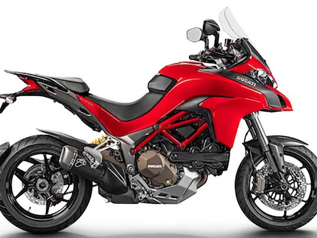 Recall: Ducati Monster 1200 e SuperSport S são chamadas por falha em câmbio