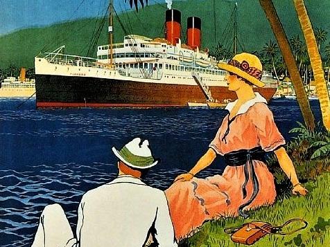 Viajar, texto de Agatha Christie
