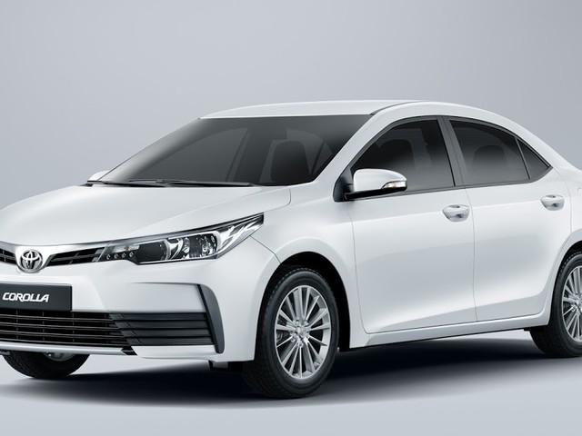 Toyota Corolla: quais versões são menos desvalorizadas?