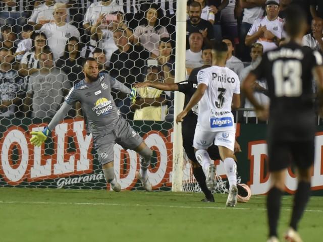 Veja quem foi bem e quem foi mal no empate do Santos contra o Bragantino