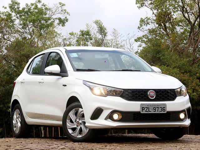 Fiat Argo, Mobi e Uno são convocados para recall por falha em chave de seta