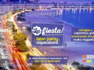 Rio Nightlife Guide for Wednesday, June 20, 2018
