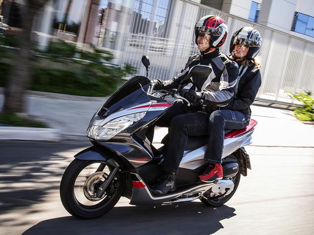 Segundo Abraciclo, vendas de motos subiram 12,2% no semestre
