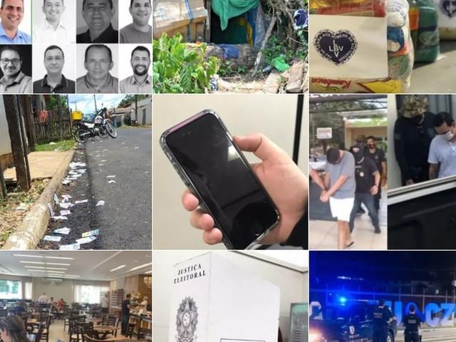 Você viu? 2º turno em Rio Branco, motoristas envolvidos em suposto racha que matou mulher continuam presos e mais notícias