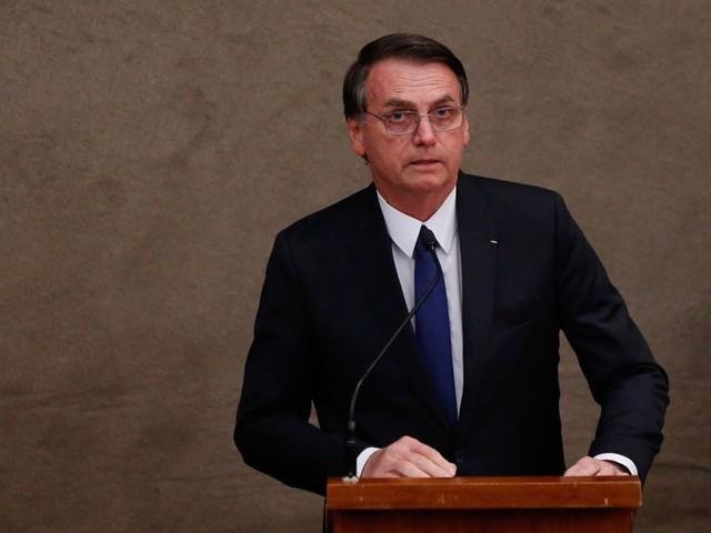Bolsonaro critica divulgação de dados sobre desmatamento