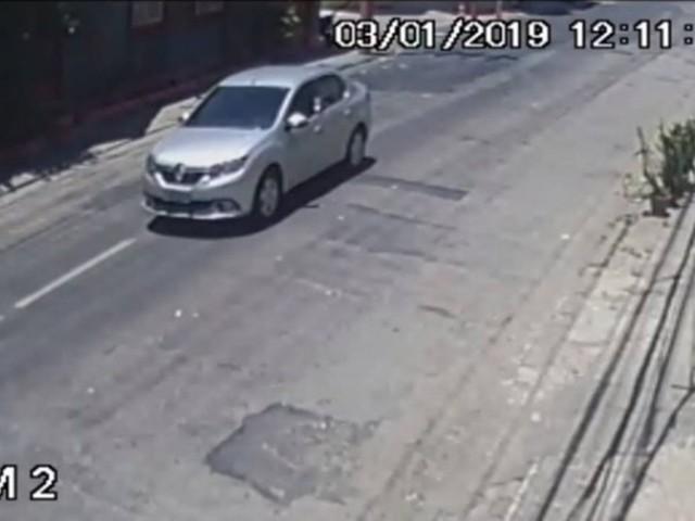 Vídeo mostra ação de bando que furtou 200 carros em um ano