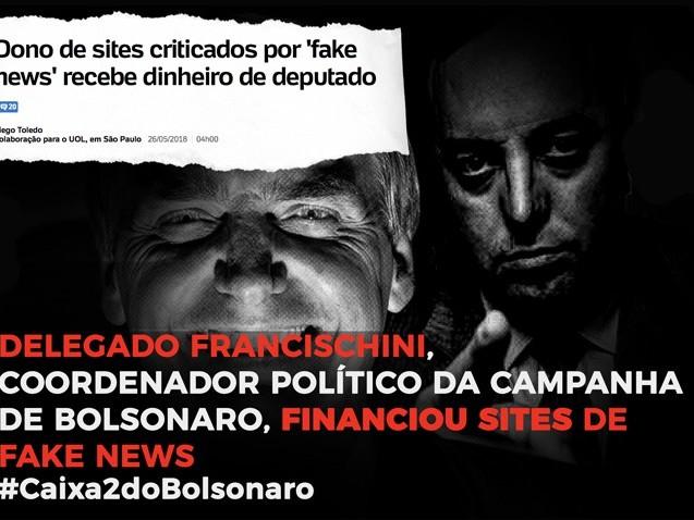 Aliado de Bolsonaro bancava rede excluída pelo Facebook