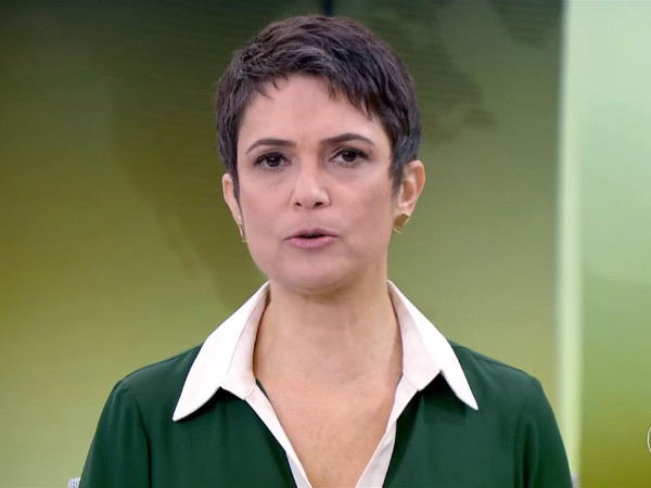 Casada com jornalista da Globo, Sandra Annenberg posta foto rara com o marido e dá o que falar