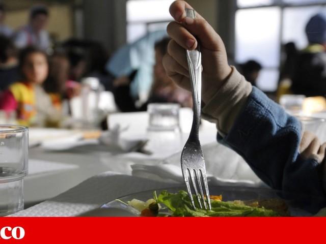 Nas escolas de Lisboa, os pais podem ir almoçar com os filhos no dia do seu aniversário