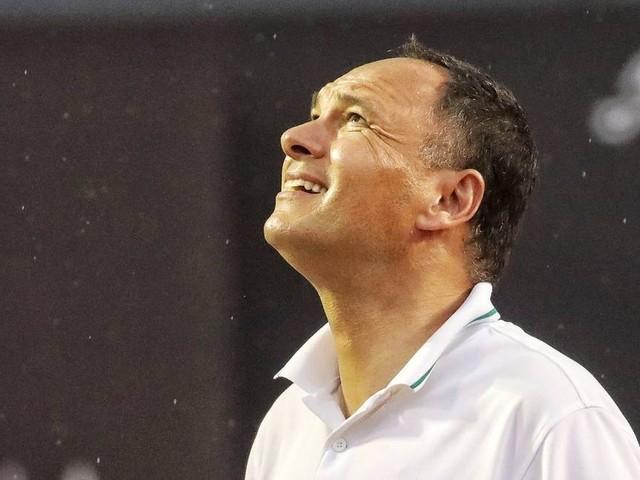 Rio Open: Chuva paralisa primeira partida do dia válida pelas quartas de final