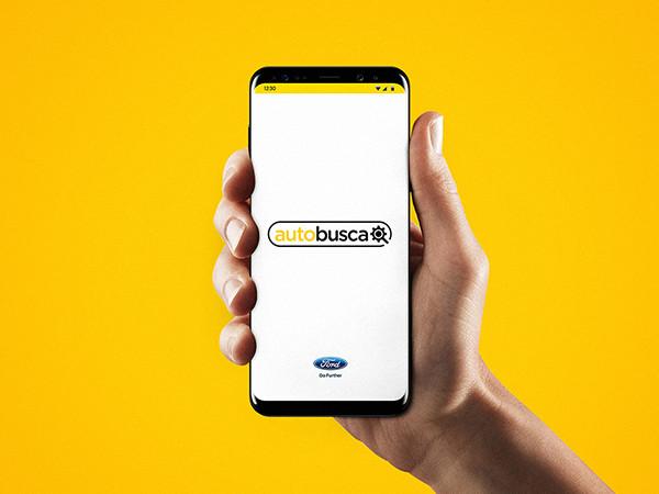 Ford lança o aplicativo Auto Busca para compra peças