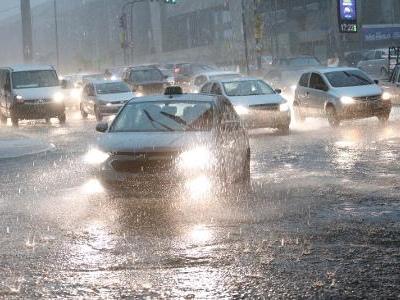 Em menos de 1 hora | Chuva em SP causa 29 quedas de árvores e 12 alagamentos