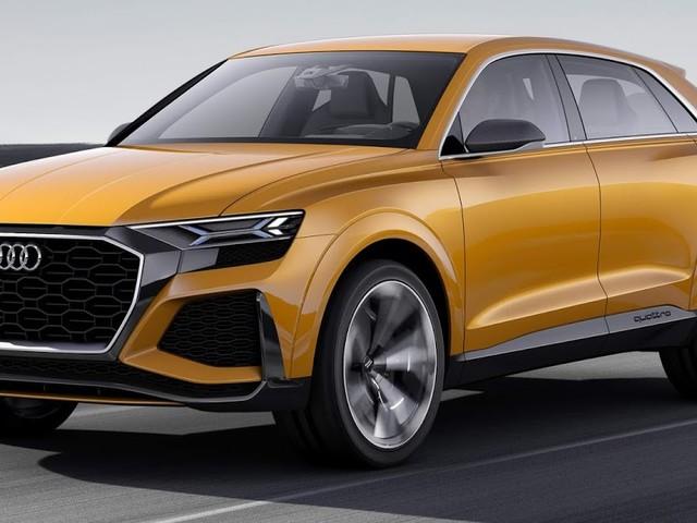 Audi Q8 Sport: detalhes e especificações oficiais - vídeo