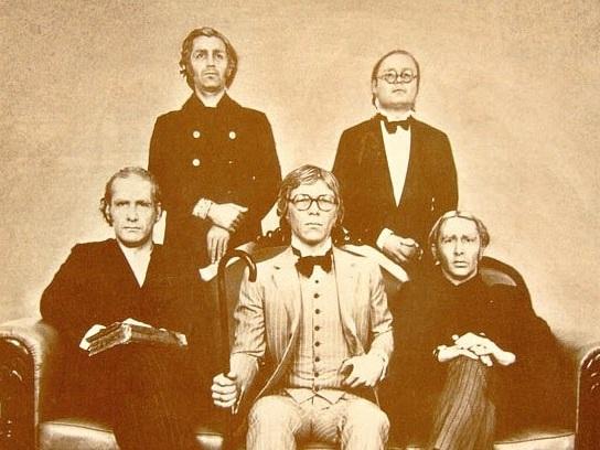 Os Incríveis - 1910 (LP 1971)