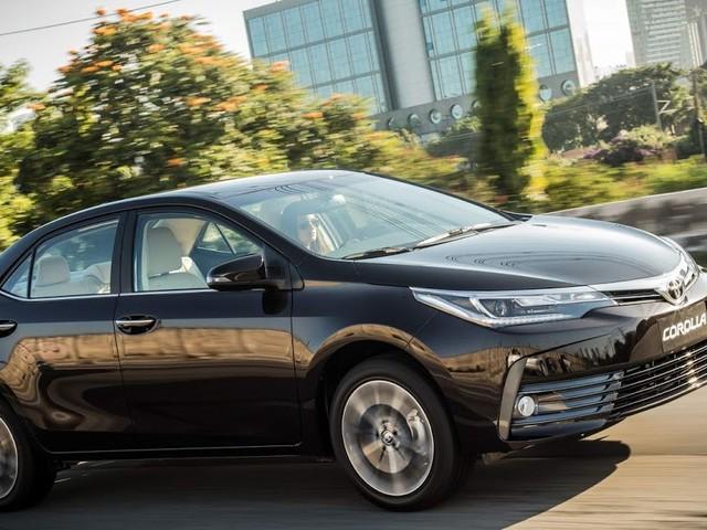 Toyota Corolla 2018: vídeo, preços, consumo, detalhes