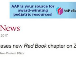 AAP lança novo capítulo sobre Zika vírus no Red Book