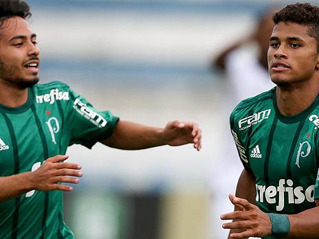 Palmeiras vence o Botafogo-PB por 2 a 0 e avança na Copa São Paulo
