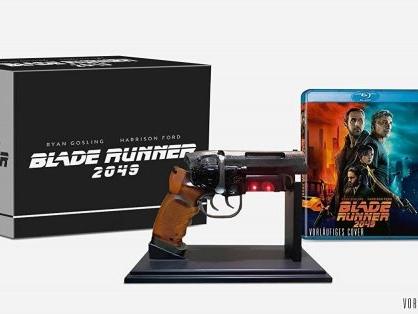 O sensacional gift set de BLADE RUNNER 2049 na Alemanha!