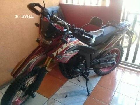 moto serpento yara.