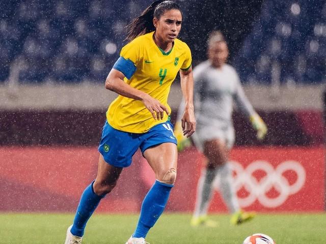 Brasil x Canadá: 'O jogo continua. Sempre', diz Rafaelle sobre eliminação em mensagem à família