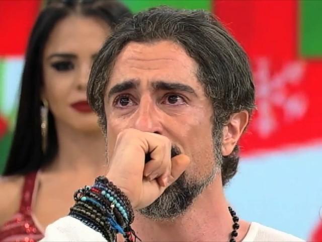 Marcos Mion surge em foto do passado com o filho autista e faz declaração emocionante