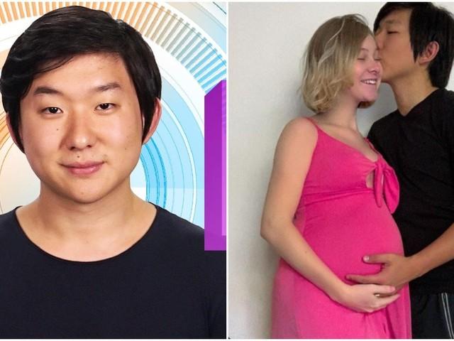 Esposa de Pyong Lee fala pela primeira vez após famoso ser atacado por entrar no BBB20 em meio a gravidez