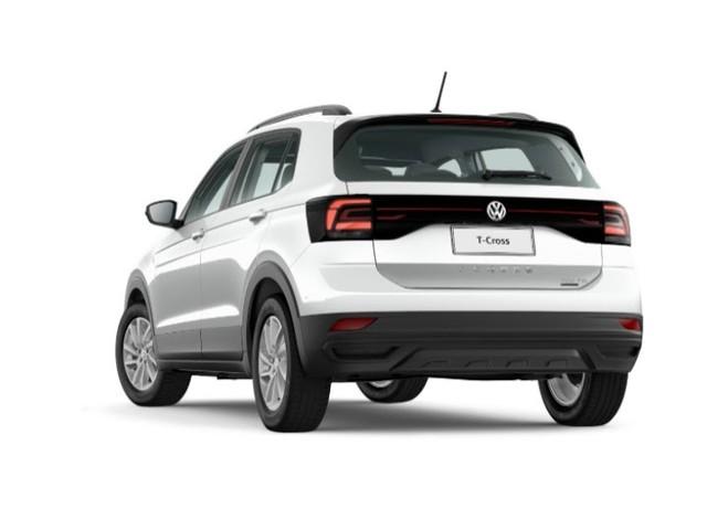VW T-Cross Sense 200 TSI AT para PcD: preço R$ 57.630
