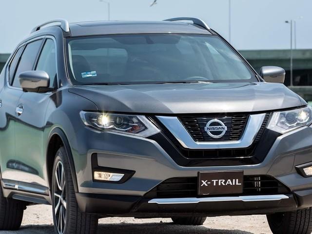 Nissan X-Trail chega este ano para concorrer com Compass