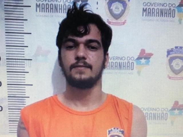 Polícia prende homem suspeito de participar de associação criminosa no MA