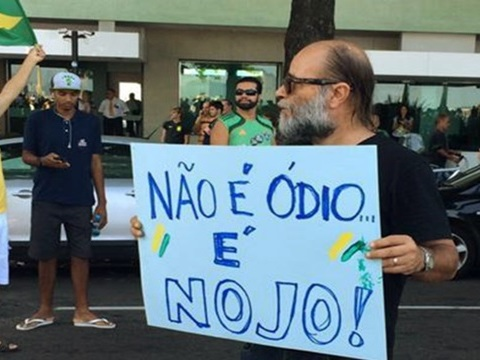 A dura vida da esquerda num Brasil cada vez mais anticomunista