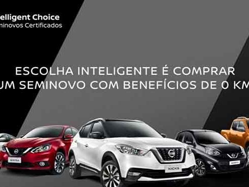Nissan amplia revendas que vendem carros usados certificados