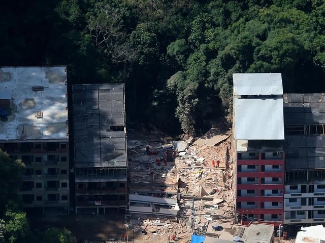 Um mês após desabamentos na Muzema, prefeitura diz que 'nenhuma família desabrigada tem perfil para receber aluguel social'