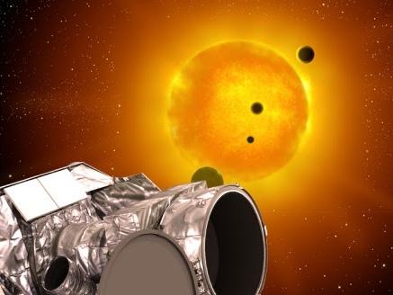 Europa lanza telescopio para investigar exoplanetas
