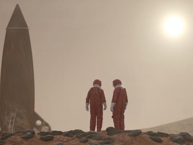 Astronautas podem usar ar de Marte para produzir combustível de foguetes por lá
