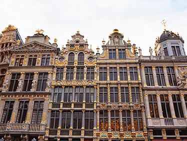 Paris Bruxelas em 1 ou 2 dias