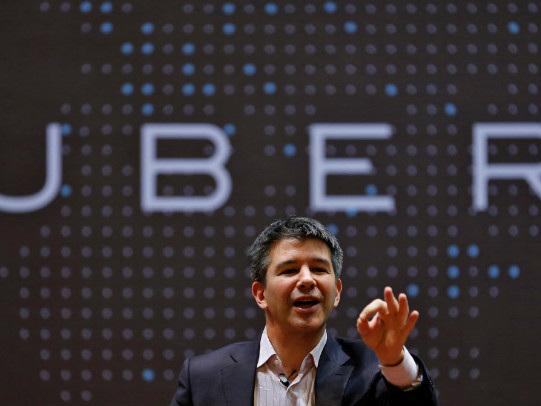 Saída de fundador deixa vácuo de poder na Uber