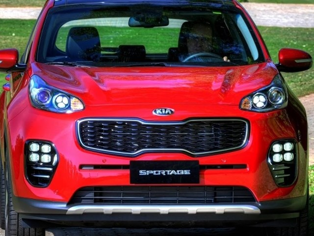SUV Sportage é o modelo mais vendido da Kia globalmente