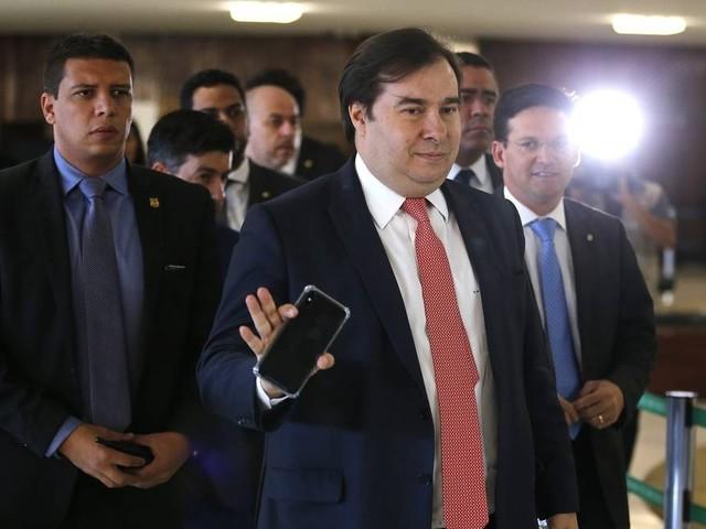 Maia espera ter o mesmo resultado de votação da reforma da Previdência do primeiro turno no segundo
