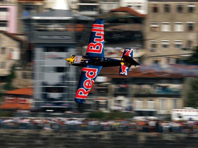 Em risco. Porto pode não receber Red Bull Air Race