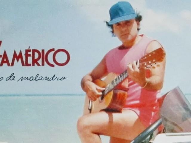Luiz Américo - Sonho de malandro (LP S/D)