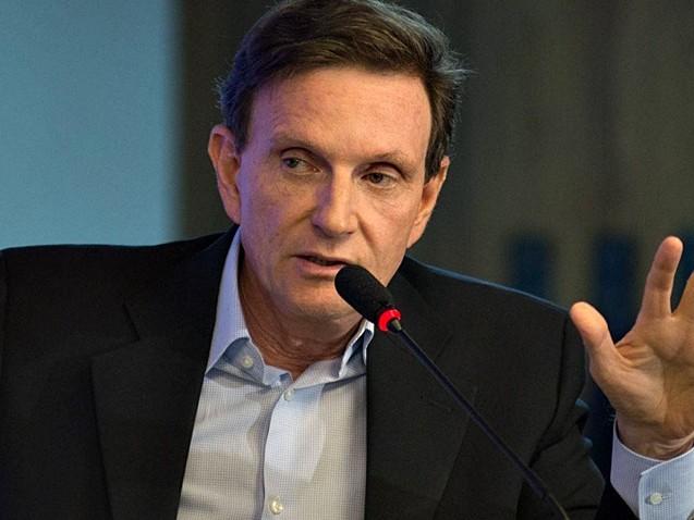 Justiça bloqueia os bens de Marcelo Crivella