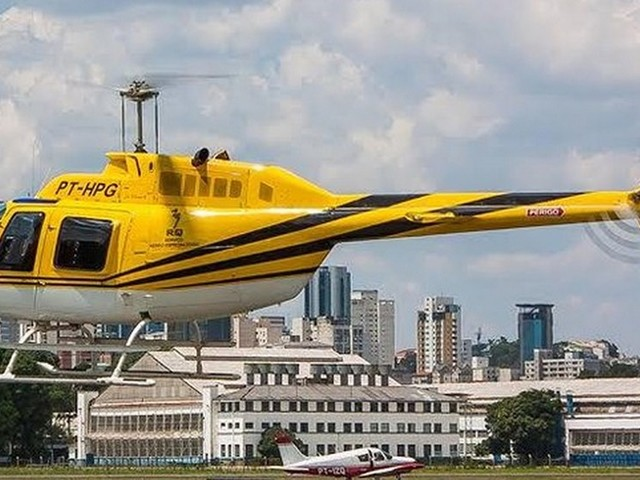 Empresa do helicóptero que levava Boechat não podia fazer táxi aéreo
